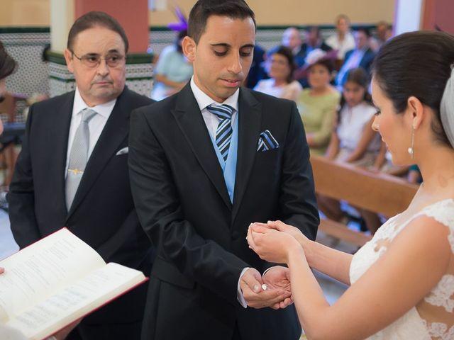 La boda de Cañete y Belen en Gines, Sevilla 13