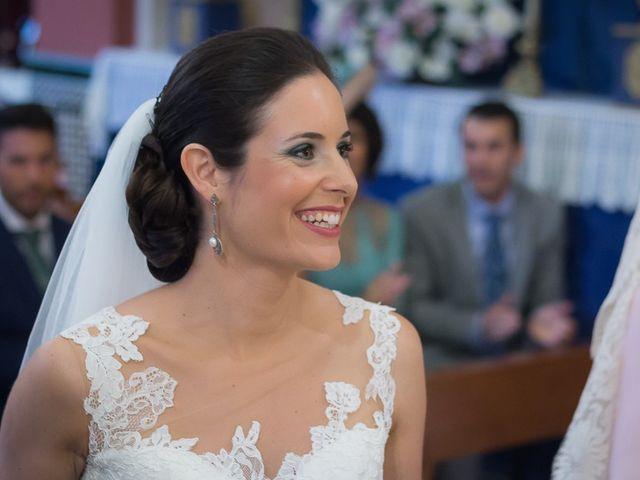 La boda de Cañete y Belen en Gines, Sevilla 14