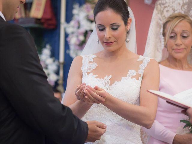 La boda de Cañete y Belen en Gines, Sevilla 15