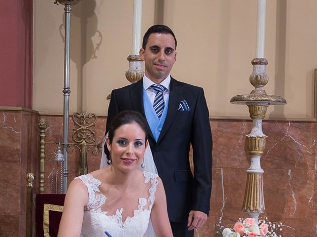La boda de Cañete y Belen en Gines, Sevilla 18