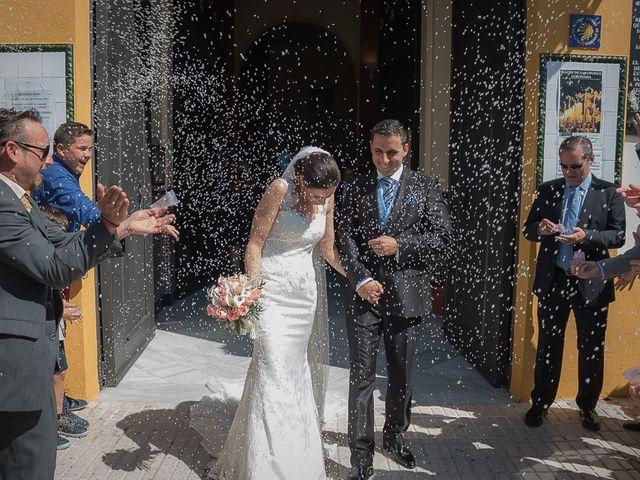 La boda de Cañete y Belen en Gines, Sevilla 21