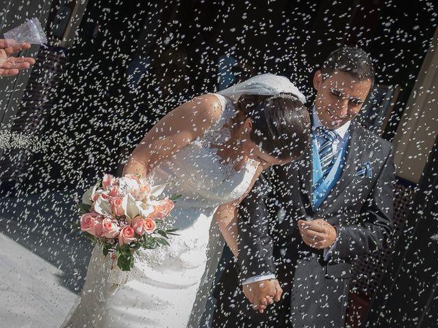 La boda de Cañete y Belen en Gines, Sevilla 22