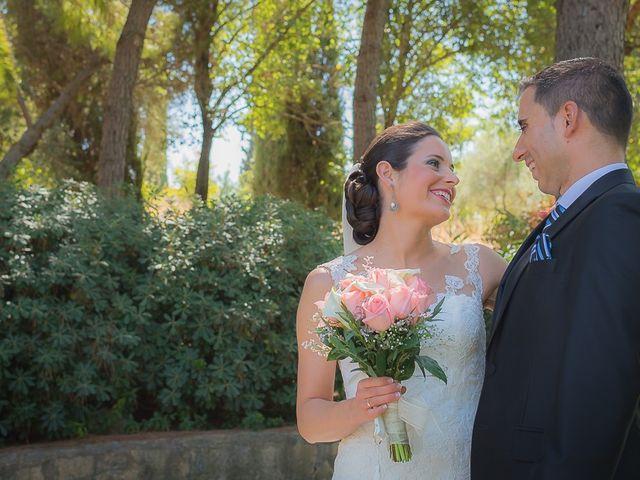 La boda de Cañete y Belen en Gines, Sevilla 23