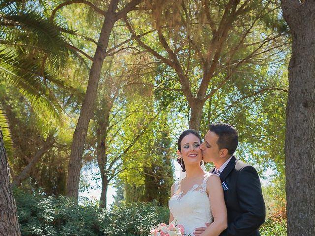 La boda de Cañete y Belen en Gines, Sevilla 24