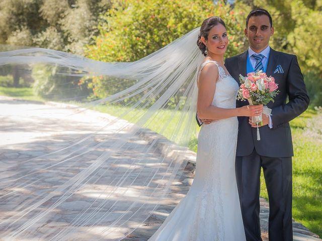 La boda de Cañete y Belen en Gines, Sevilla 25