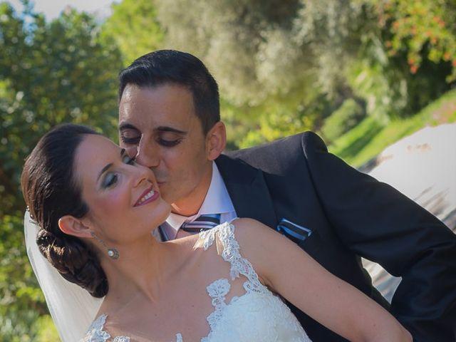 La boda de Cañete y Belen en Gines, Sevilla 26