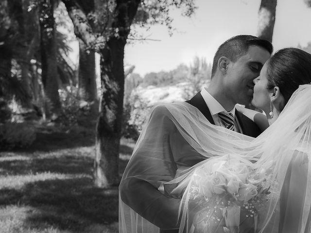 La boda de Cañete y Belen en Gines, Sevilla 27