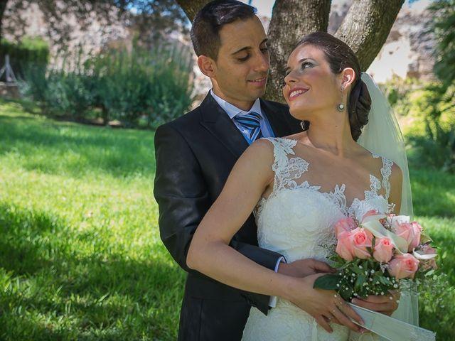 La boda de Cañete y Belen en Gines, Sevilla 28