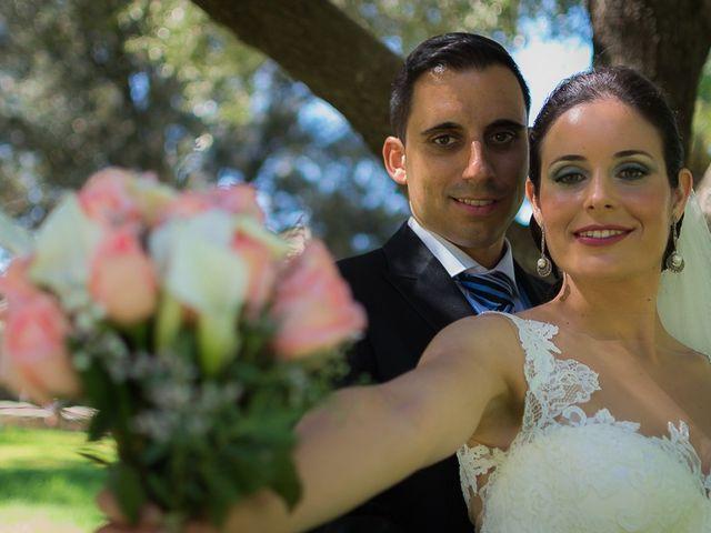 La boda de Cañete y Belen en Gines, Sevilla 29