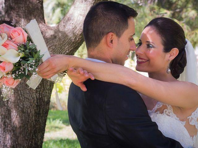 La boda de Cañete y Belen en Gines, Sevilla 31