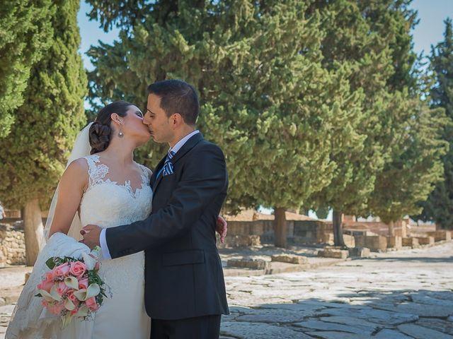 La boda de Cañete y Belen en Gines, Sevilla 32