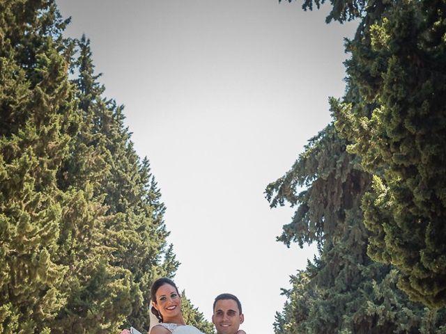 La boda de Cañete y Belen en Gines, Sevilla 33