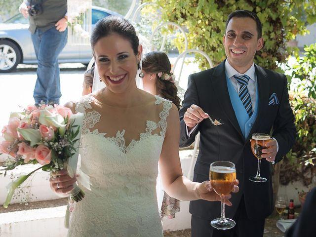 La boda de Cañete y Belen en Gines, Sevilla 34