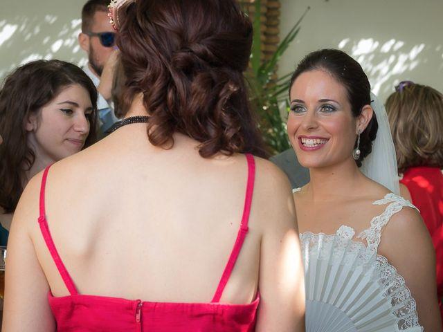 La boda de Cañete y Belen en Gines, Sevilla 37