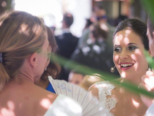 La boda de Cañete y Belen en Gines, Sevilla 38
