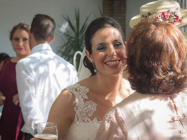 La boda de Cañete y Belen en Gines, Sevilla 40