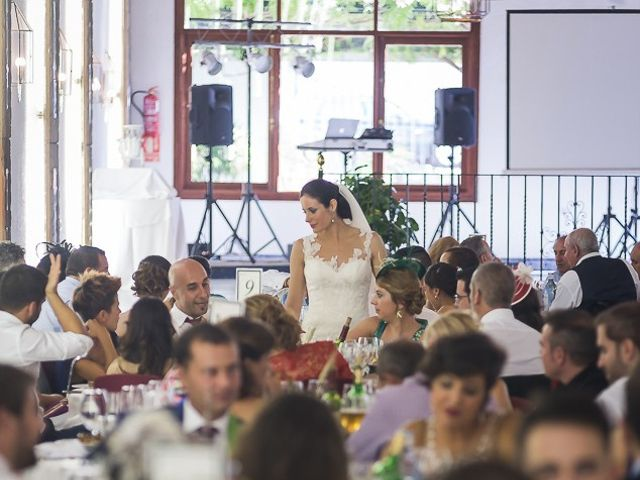 La boda de Cañete y Belen en Gines, Sevilla 42