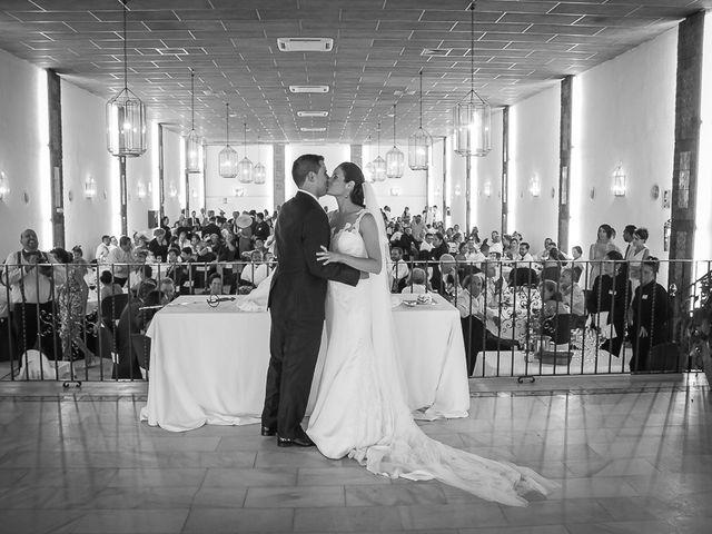 La boda de Cañete y Belen en Gines, Sevilla 49
