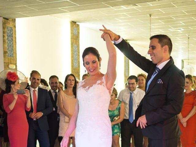 La boda de Cañete y Belen en Gines, Sevilla 53