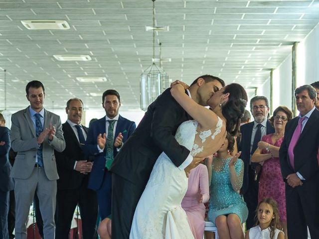 La boda de Cañete y Belen en Gines, Sevilla 54