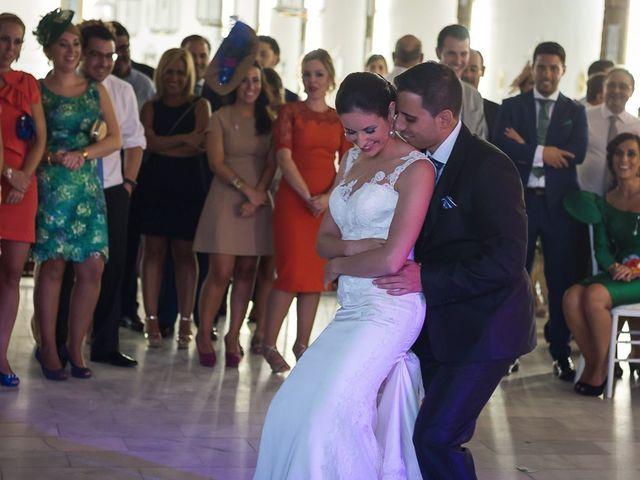 La boda de Cañete y Belen en Gines, Sevilla 55