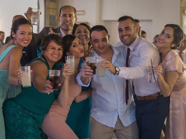 La boda de Cañete y Belen en Gines, Sevilla 58