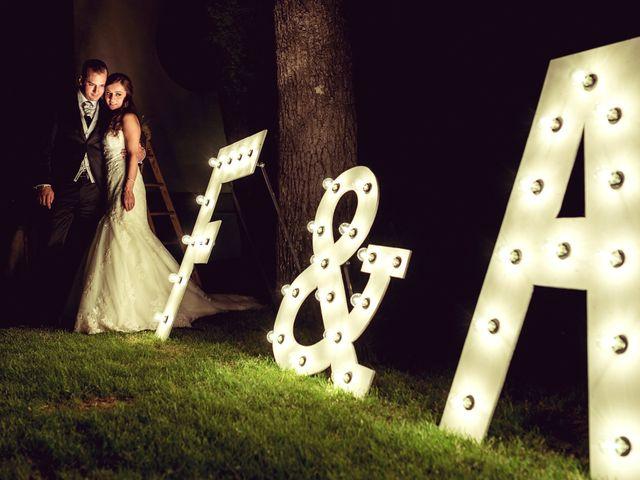 La boda de Alina y Felix
