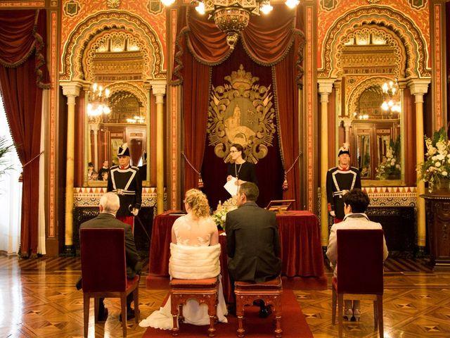 La boda de Jorge y Josune en Bilbao, Vizcaya 2