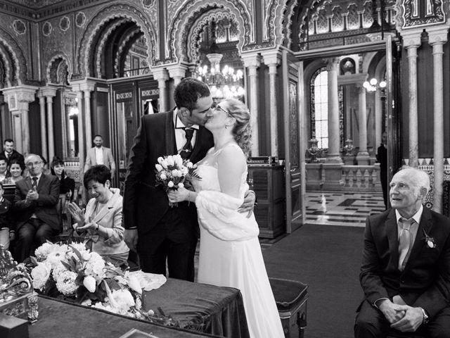 La boda de Josune y Jorge