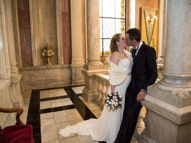 La boda de Jorge y Josune en Bilbao, Vizcaya 4