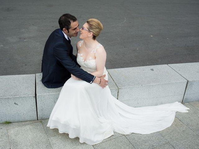 La boda de Jorge y Josune en Bilbao, Vizcaya 13