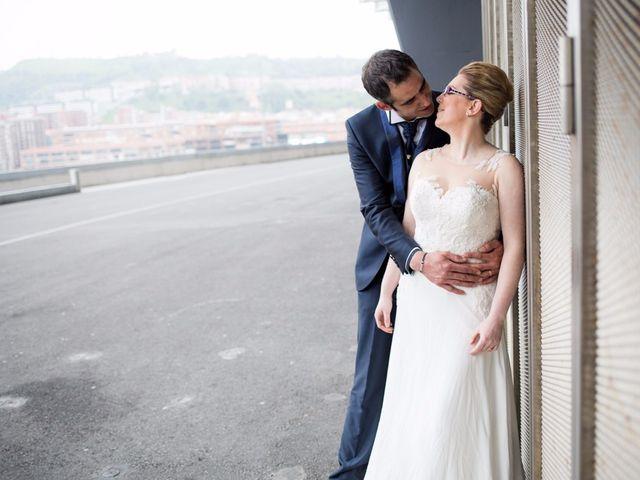 La boda de Jorge y Josune en Bilbao, Vizcaya 15