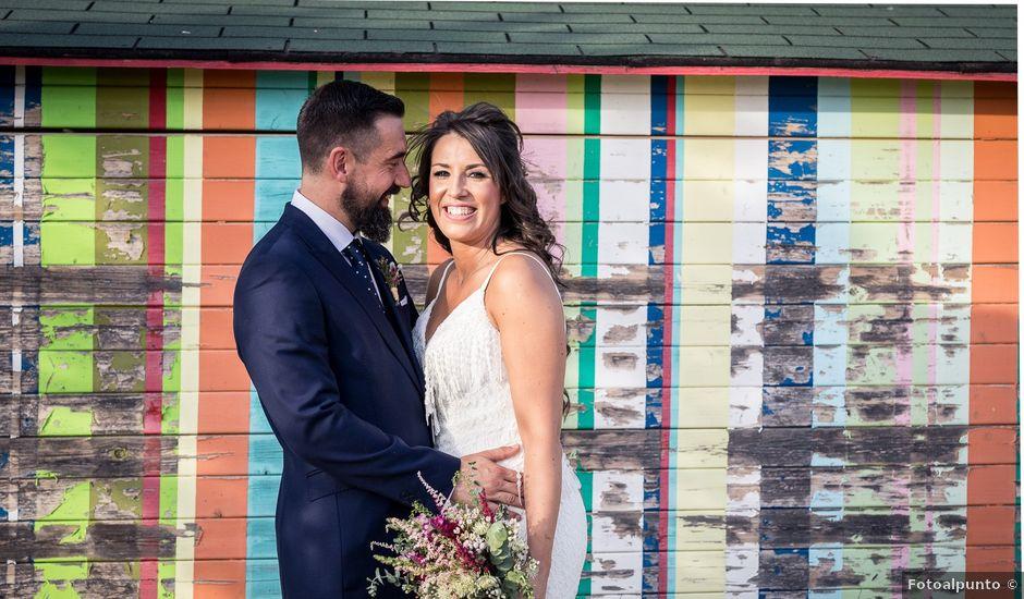 La boda de Pedro y Sonia en Madrid, Madrid