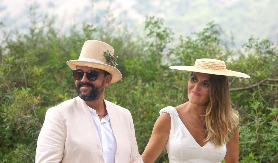 La boda de Isaac y Ana en Vejer De La Frontera, Cádiz