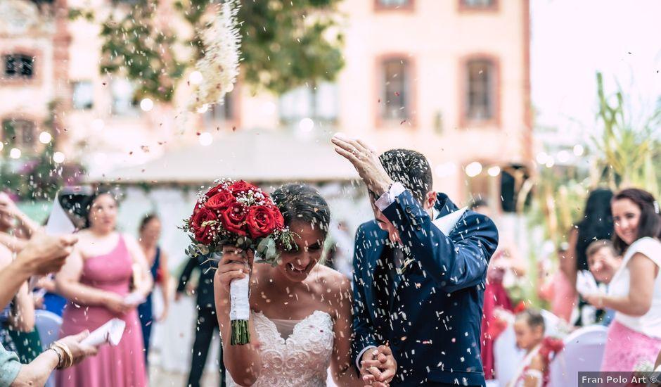 La boda de Gustavo y Alicia en Motril, Granada