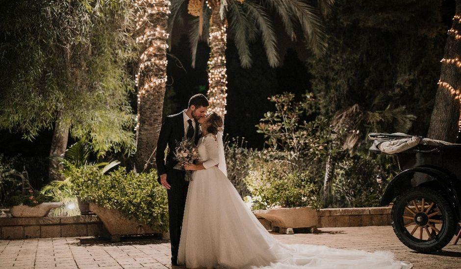 La boda de Vicente y Laura en Alacant/alicante, Alicante