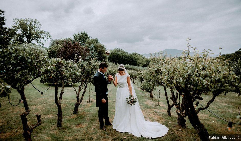 La boda de Alba y Jorge en Berango, Vizcaya
