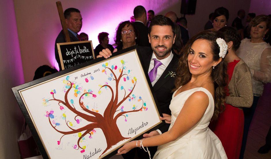 La boda de Alejandro y Natalia en Las Palmas De Gran Canaria, Las Palmas