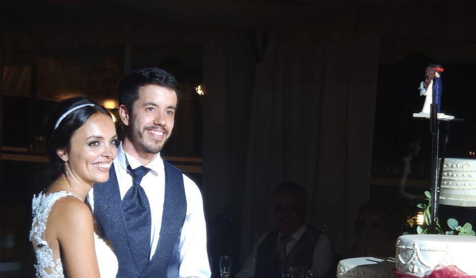 La boda de David y Marta en Palau De Plegamans, Barcelona