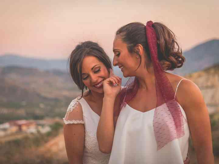 La boda de Sara y Mónica