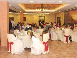 La boda de Tania y Aaron 3