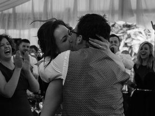 La boda de Sorina y Fran