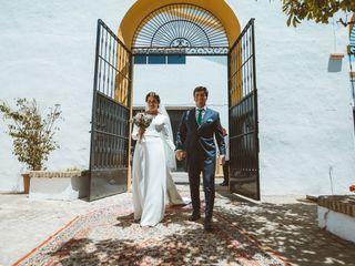 La boda de Rocío y Juan Carlos