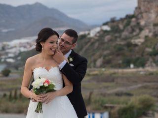 La boda de Noelia y Chema
