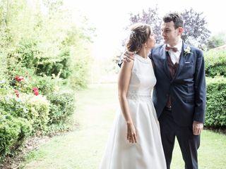 La boda de Leire y Dani