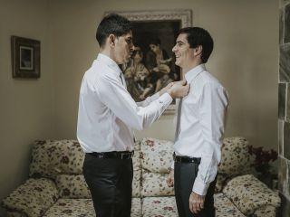 La boda de Nuria y Eric 2