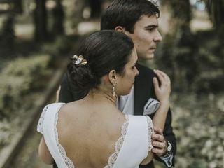 La boda de Nuria y Eric