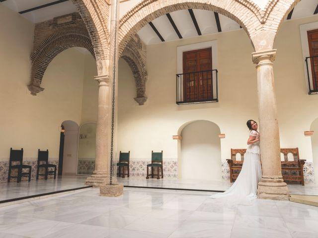 La boda de Mónica y Sara en Pegalajar, Jaén 14