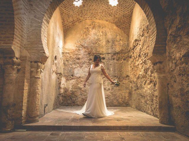 La boda de Mónica y Sara en Pegalajar, Jaén 15