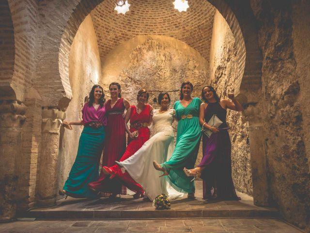 La boda de Mónica y Sara en Pegalajar, Jaén 16